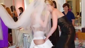 Lascivious european brides get pissed on and fucked hardcore № 962680 без смс